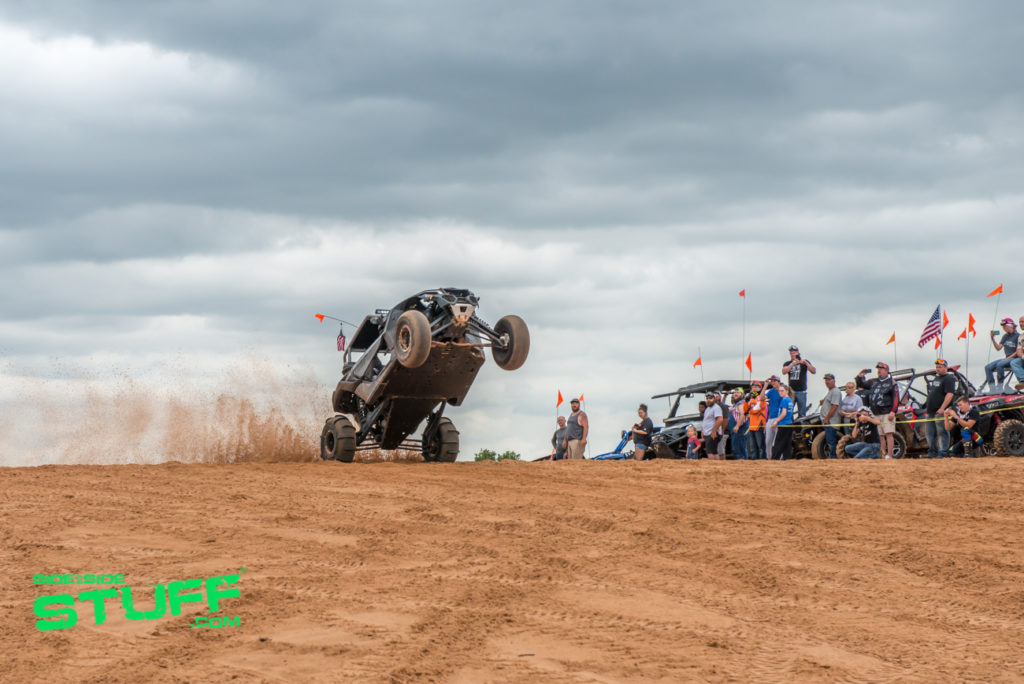 doin the dunes 2017 wheelie
