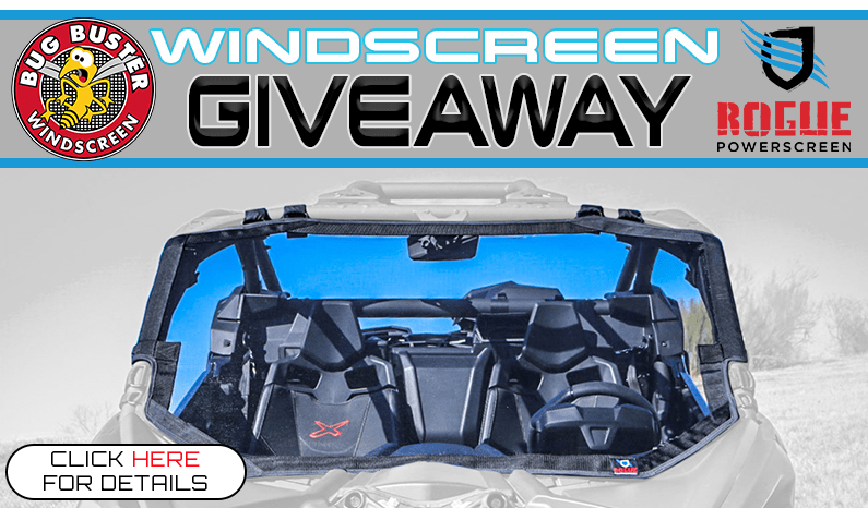 Rogue Innovations Windscreen Giveaway