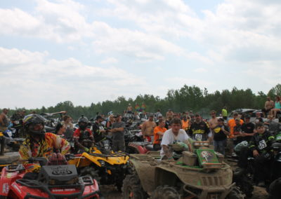 Mud Bog Racers are Ready
