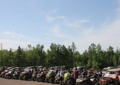 Over 200 VIP Trail Ride