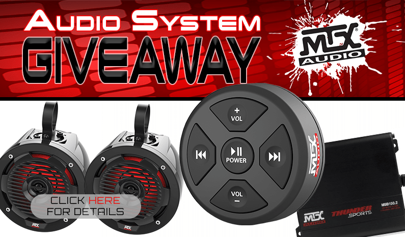 MTX Audio Stereo Package Giveaway