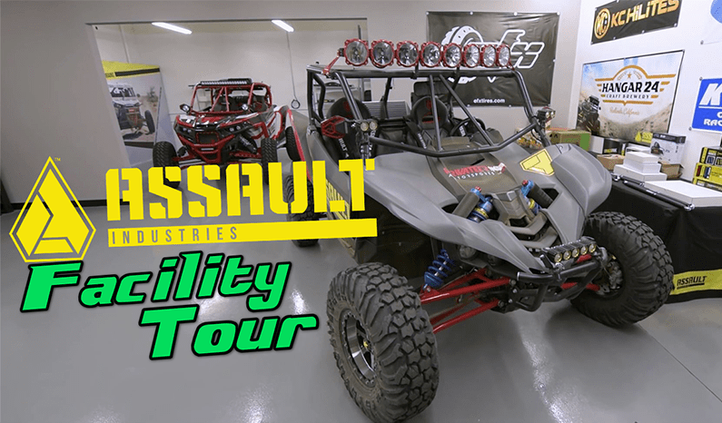 Assault Industries Facility Tour
