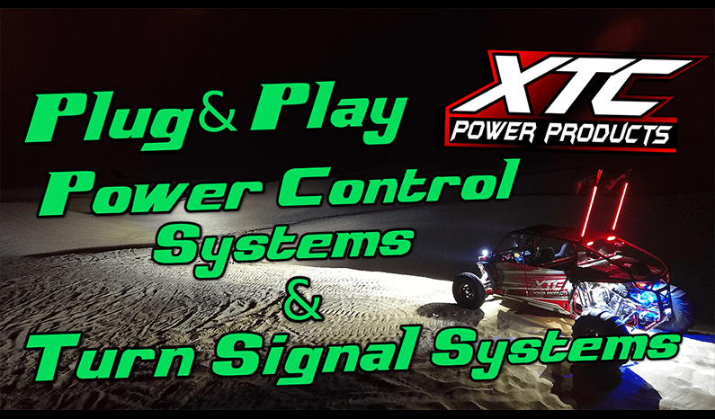 XTC Power Products | Plug & Play Power Control Systems & Turn Signal Systems