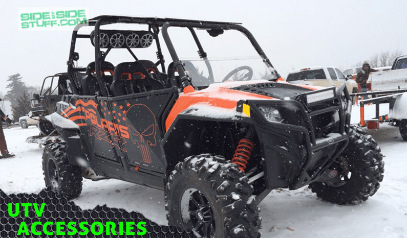 How to Outfit Your Polaris RZR for Winter Riding