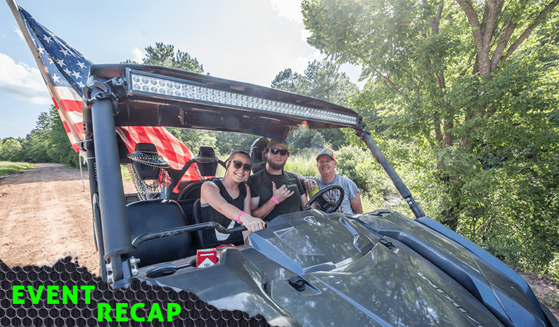 Muddin' for the Military 2017 | Supporting Our Wounded Warriors