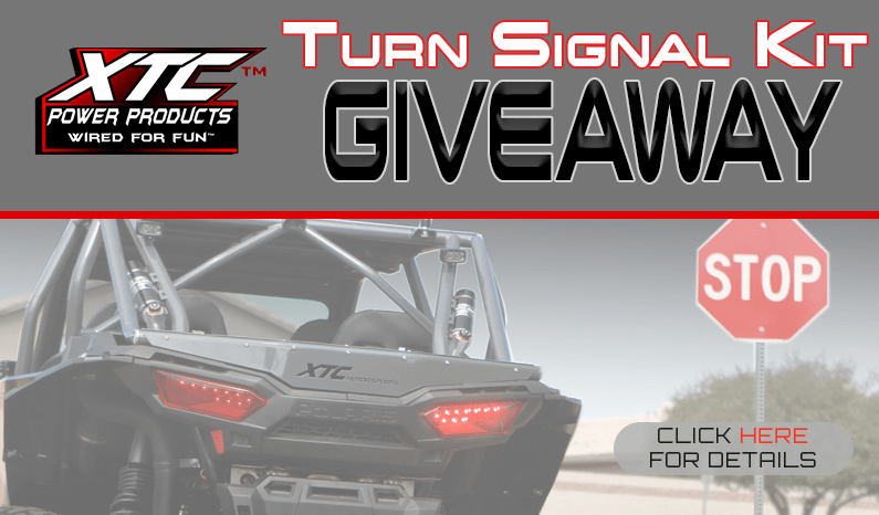 XTC Power Products Turn Signal System Giveaway