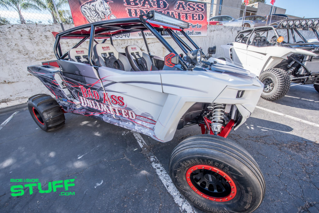 Bad Ass Unlimited RZR XP 4 Turbo