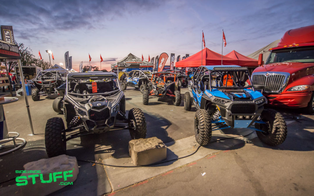 Record Breaking Turnout at the 2017 Sand Sports Super Show