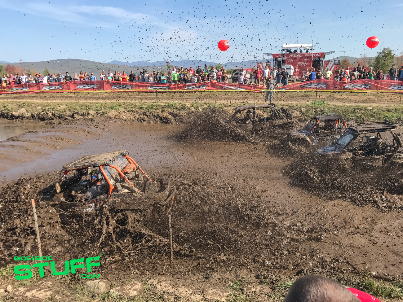 High Lifter Mud Grudge