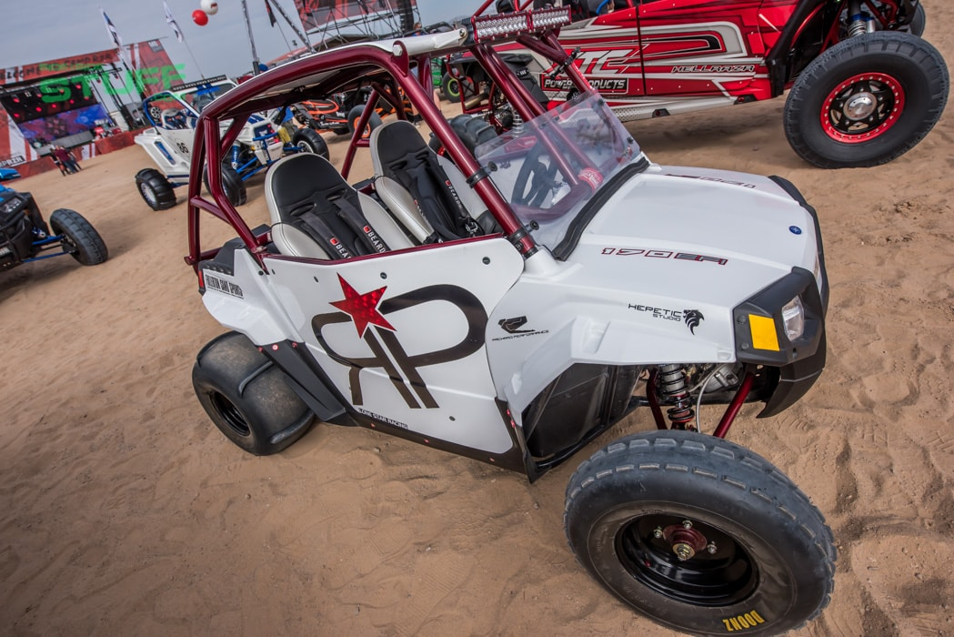 Show N Shine Camp RZR So Cal