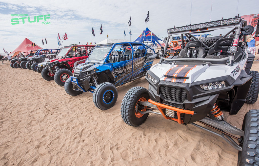 A Few Show N' Shine Favorites from Camp RZR So Cal 2016