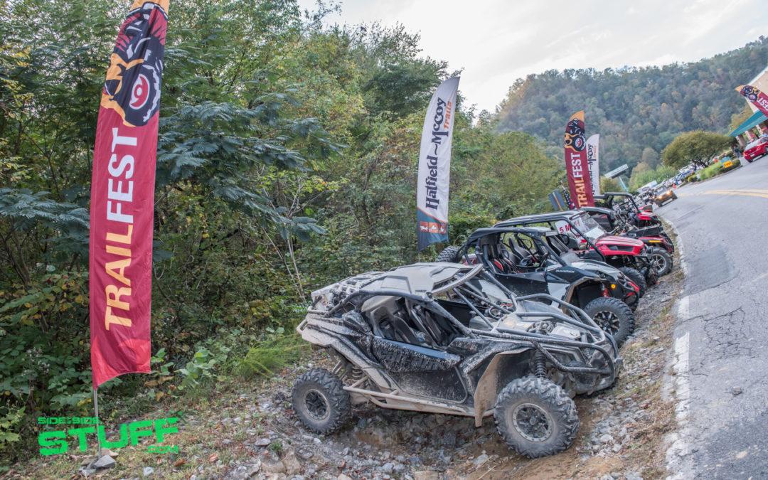 2017 National TrailFest at the Hatfield-McCoy Trails | Tons of Fun at West Virginia's Off-Roading Mecca