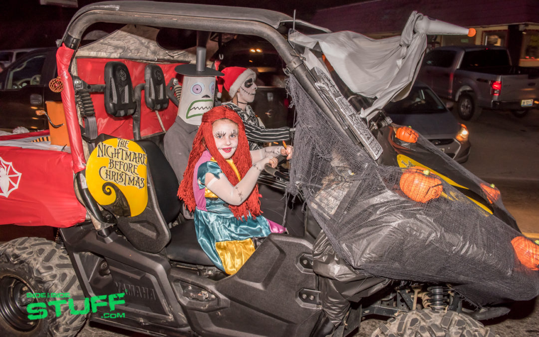 Creepin' it Real with Spooktacular Side By Sides & Costumes