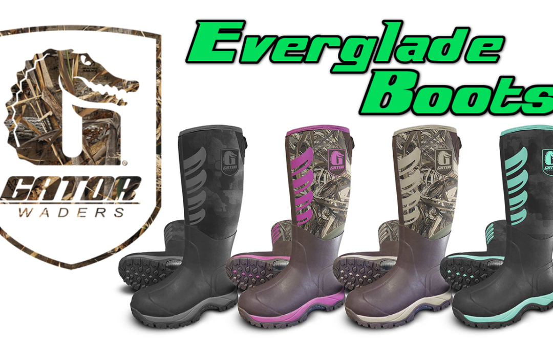 Everglade Boots by Gator Waders
