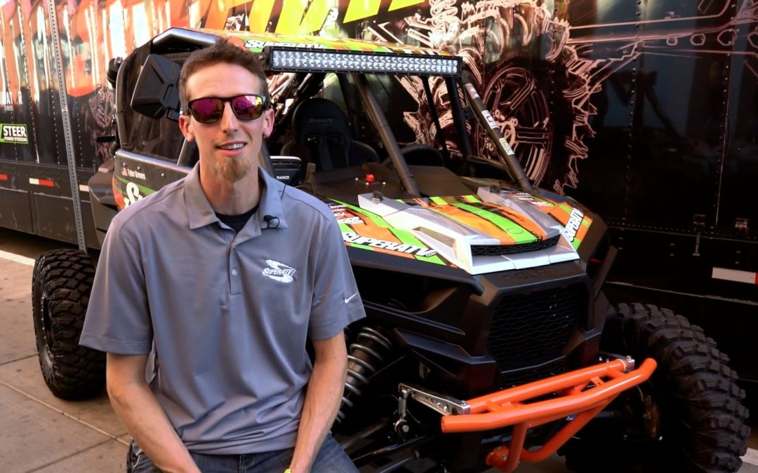 Tyler Greves Racer Profile | Super ATV