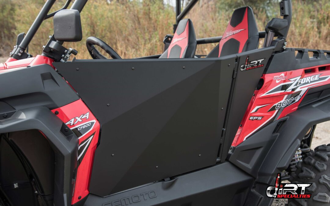 UTV Doors for CF Moto Side By Sides