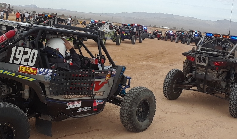 2018 BITD GMZ UTV Winter Nationals Parker 250 Photo Gallery