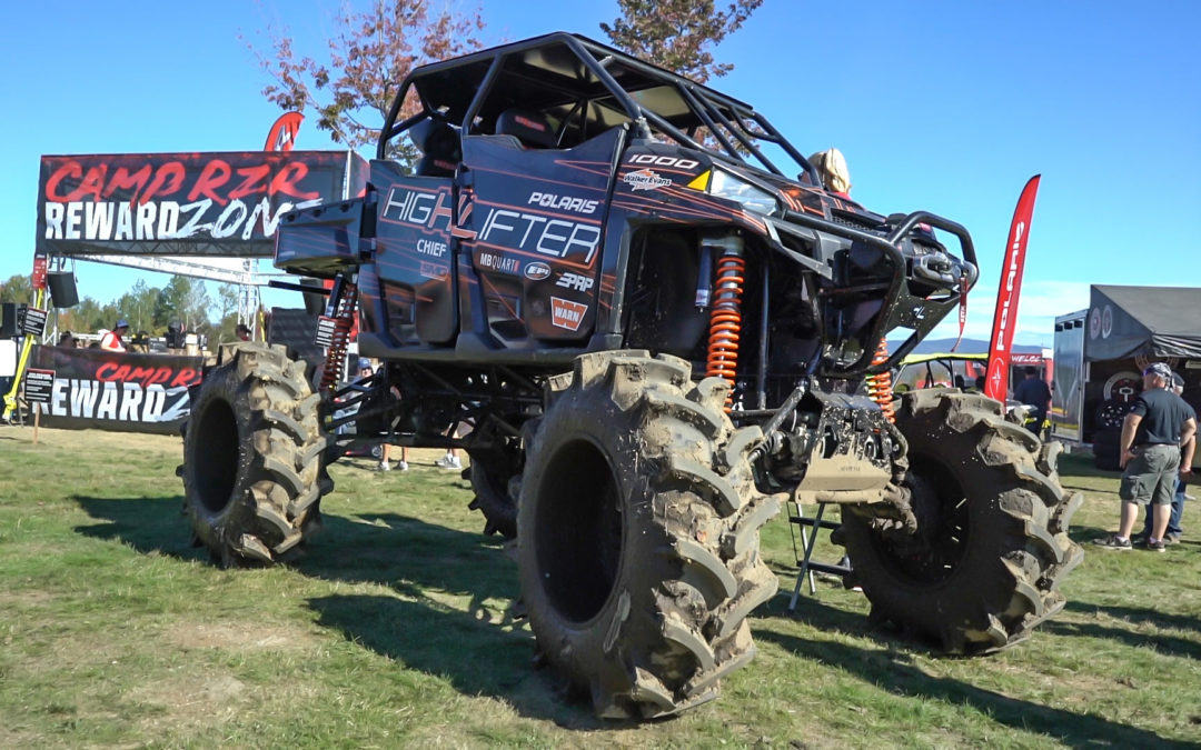 """Chief"", High Lifter's Monster HL Edition Polaris Ranger XP 1000"