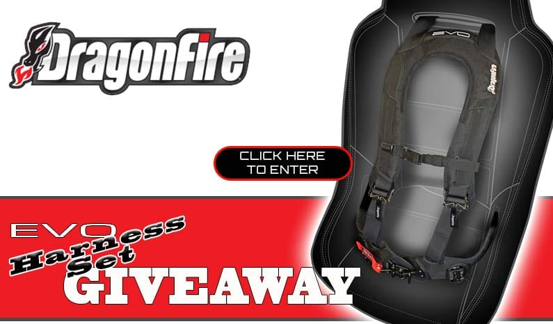 Dragonfire EVO Harness Set Giveaway