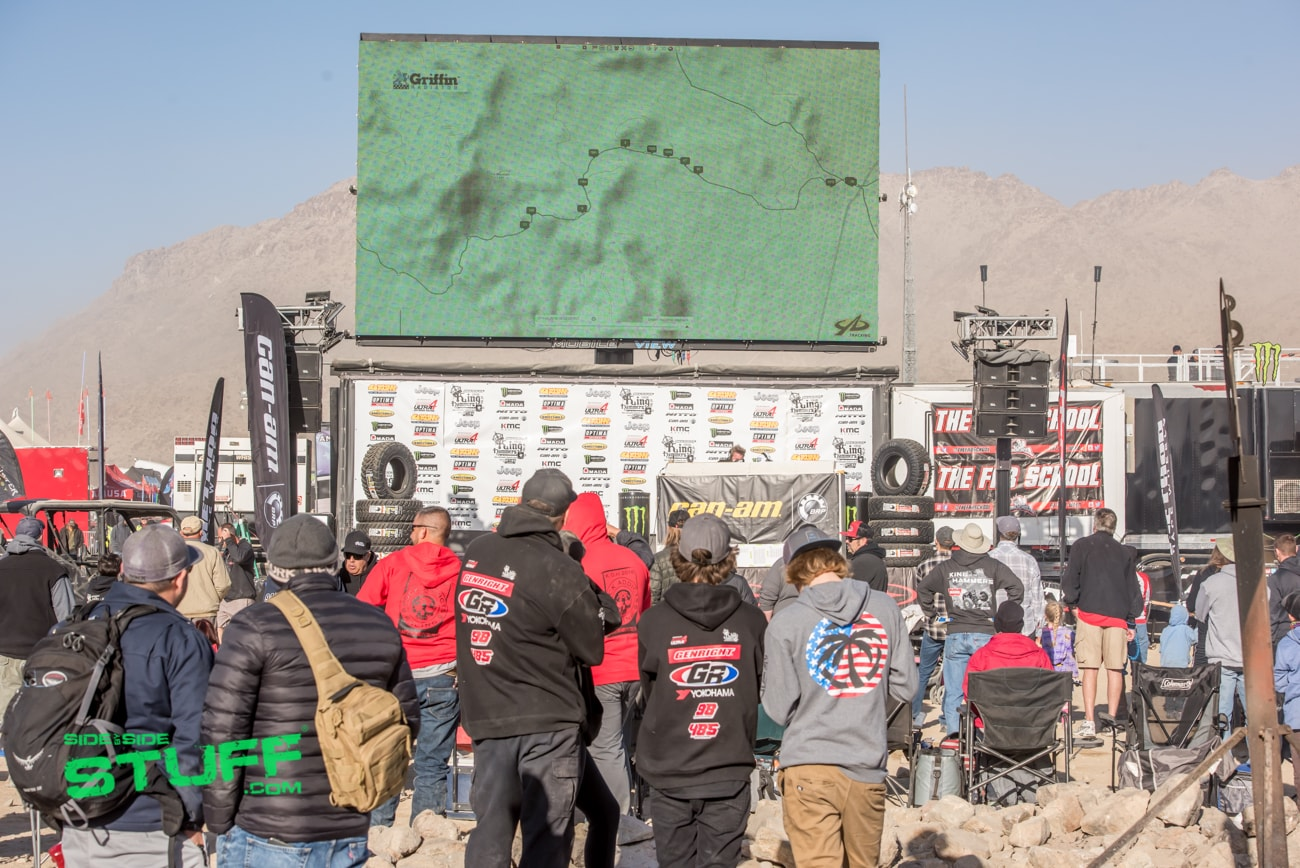 King of the Hammers 2018 Hammertown