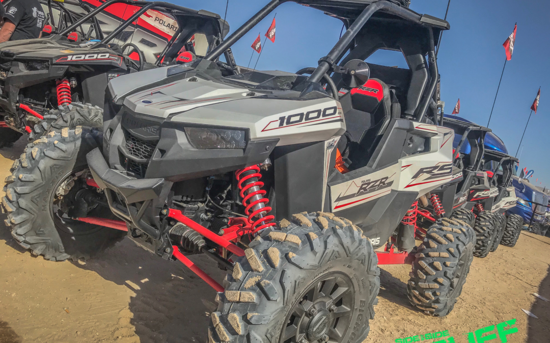 Polaris RZR RS1 Parts and Accessories