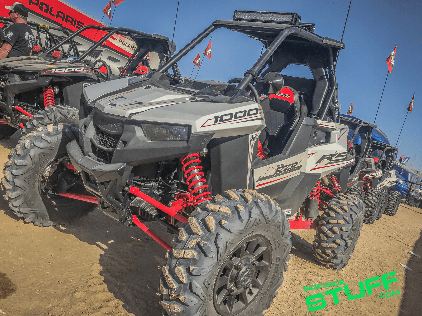 Polaris RZR RS1 Parts and Accessories | Side By Side Stuff