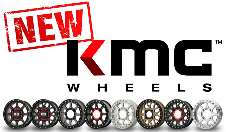 Hot Off the Press: New Additions to KMC Wheels' UTV Line