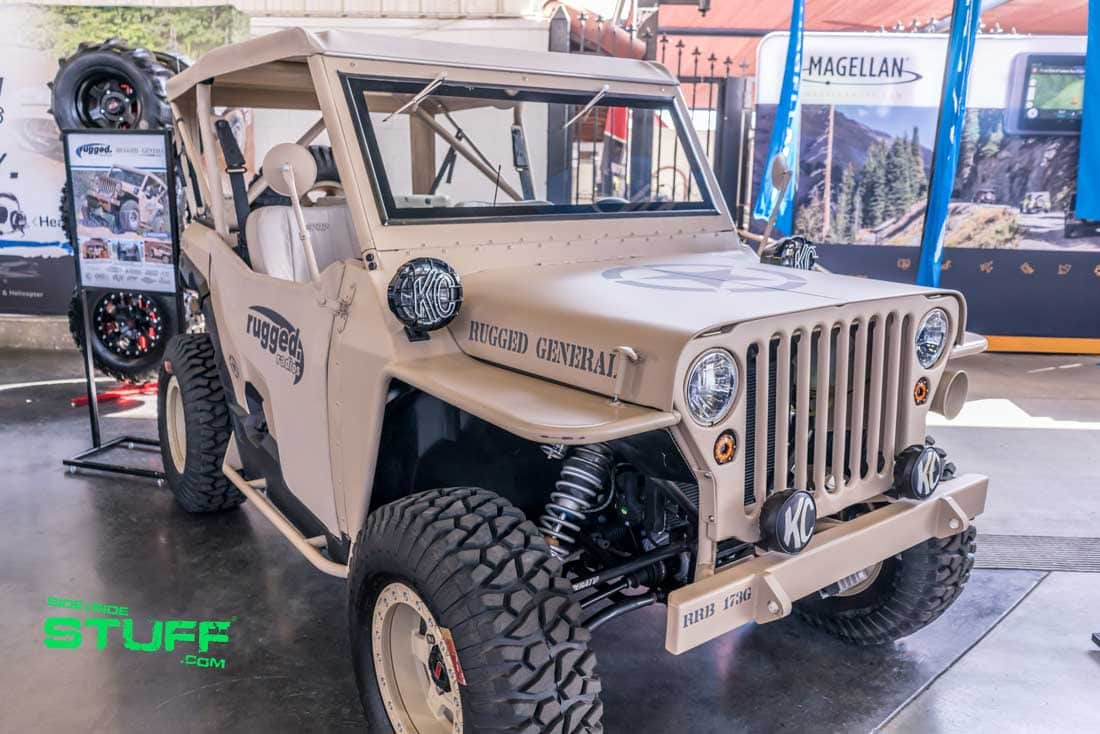 Rugged Radios Rugged General Polaris General Willys Jeep