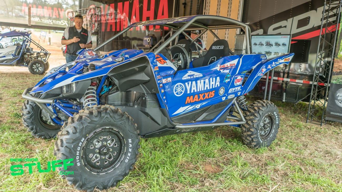 Cody Miller Yamaha High Lifter Mud Nationals 2018