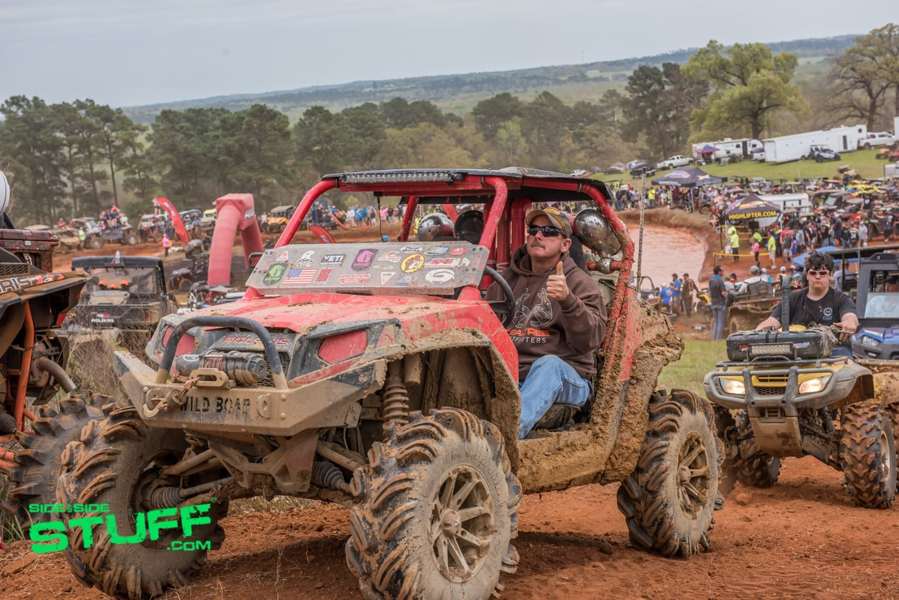 Mud Nationals High Lifter 2018