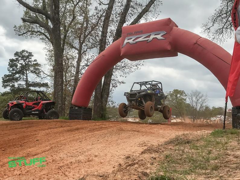 UTV Short Course Race Mud Nationals 2018