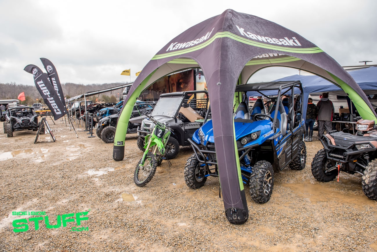 Kawasaki Rally at the Mines 2018