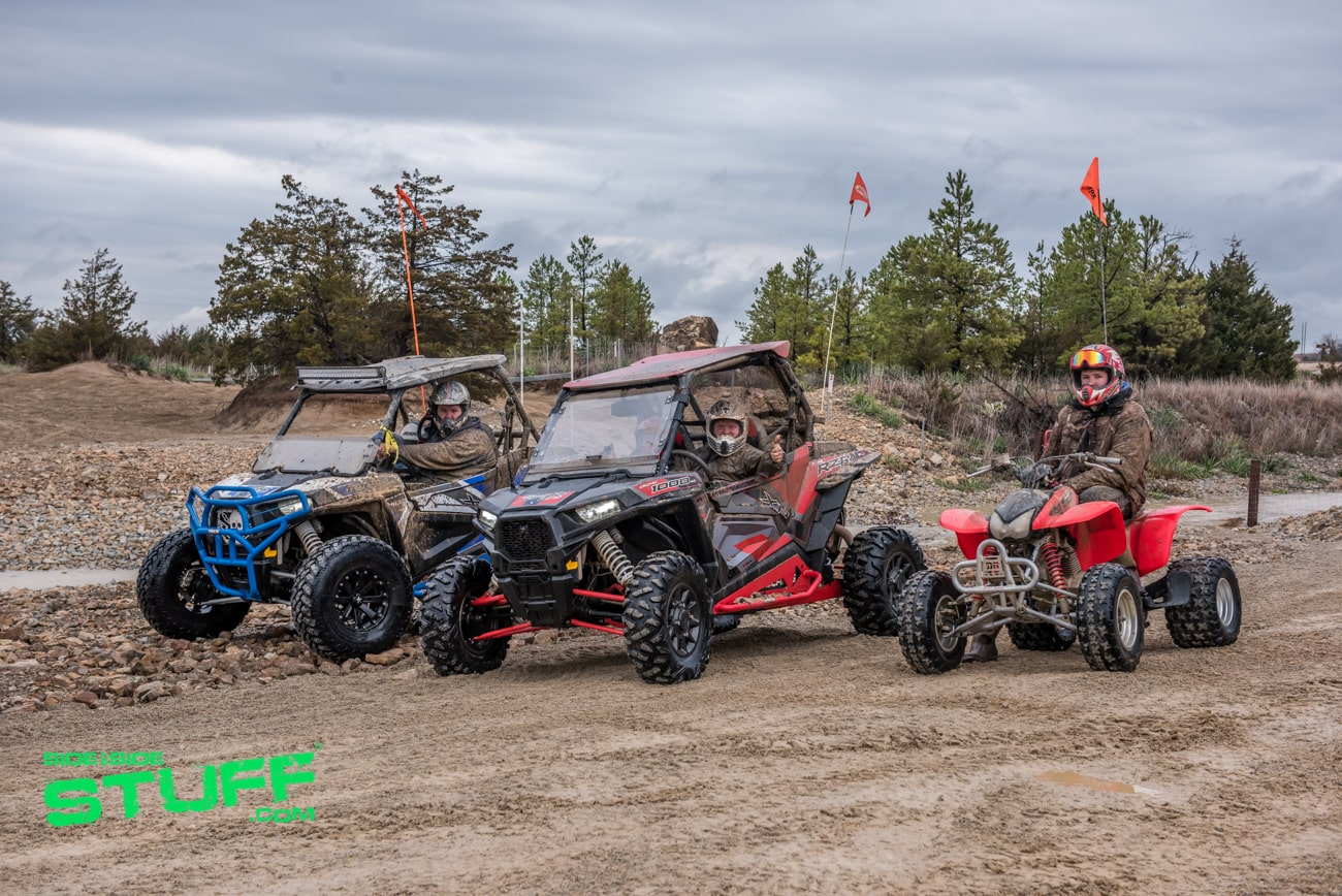 Rally at the Mines 2018 Cover Photo Polaris RzR