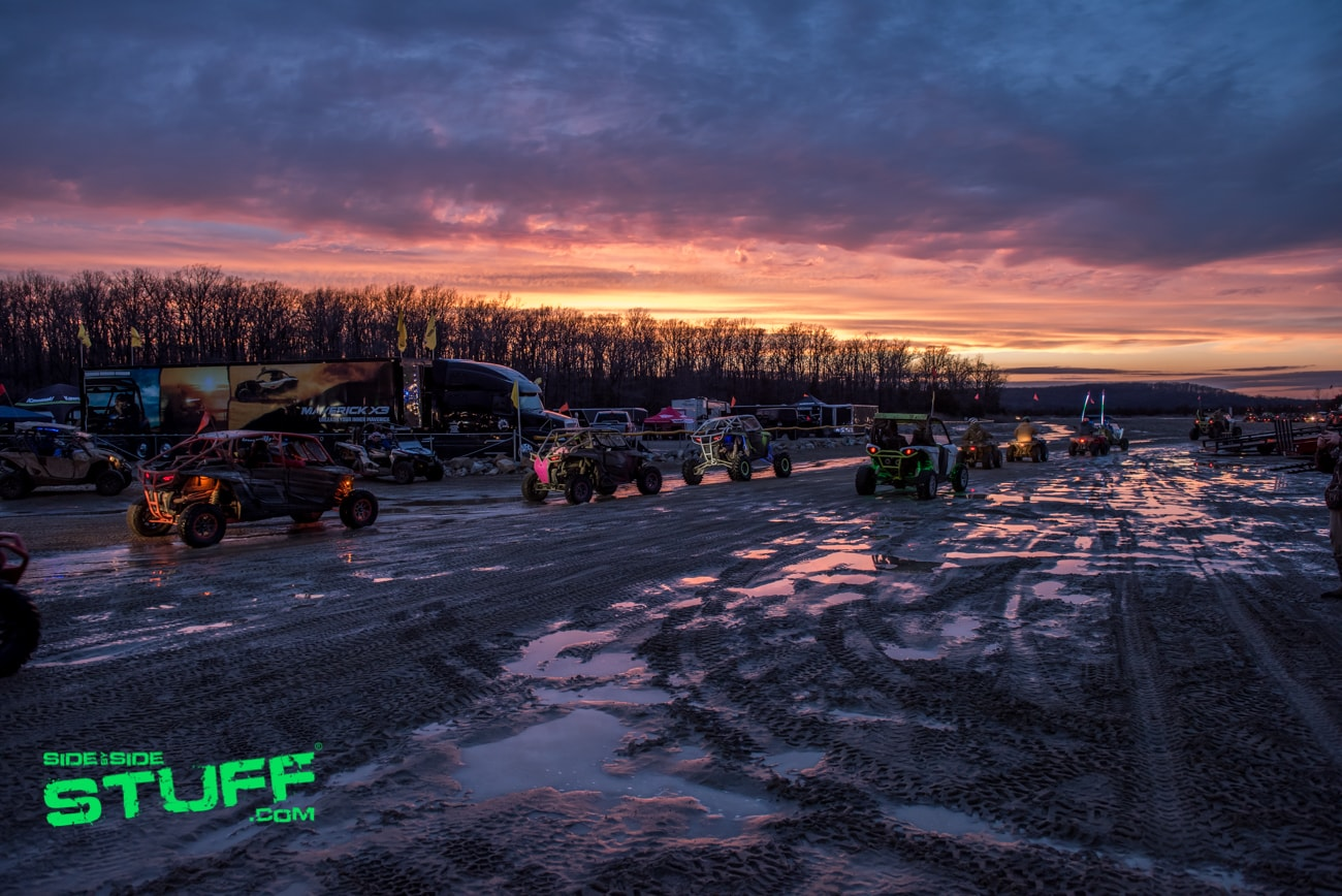 Sunset Rally at the Mines 2018
