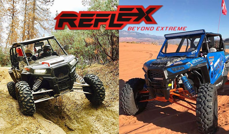 Reflex Beyond Extreme | UTV Suspension Systems & Beyond