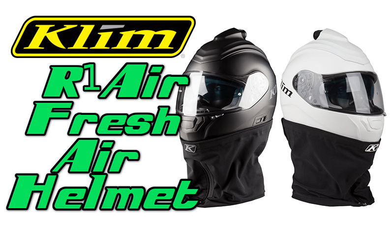 Klim R1 Air Fresh Air Helmet
