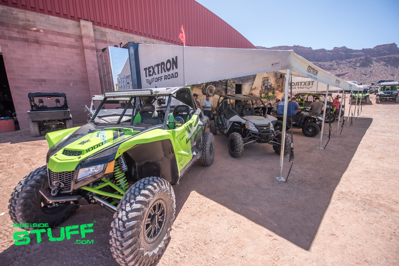 Textron Offroad Rally on the Rocks 2018