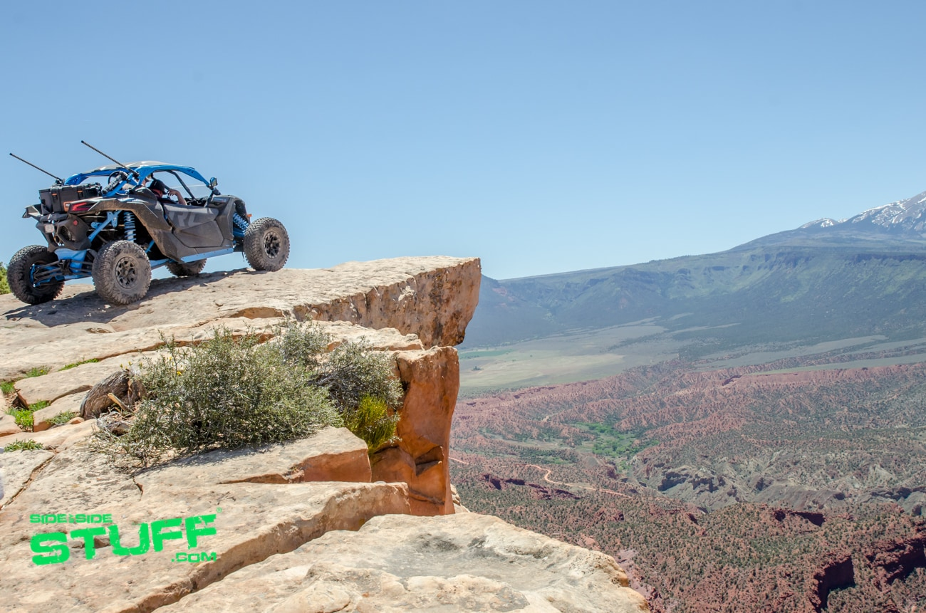 Maverick X3 XRC Rally on the Rocks 2018