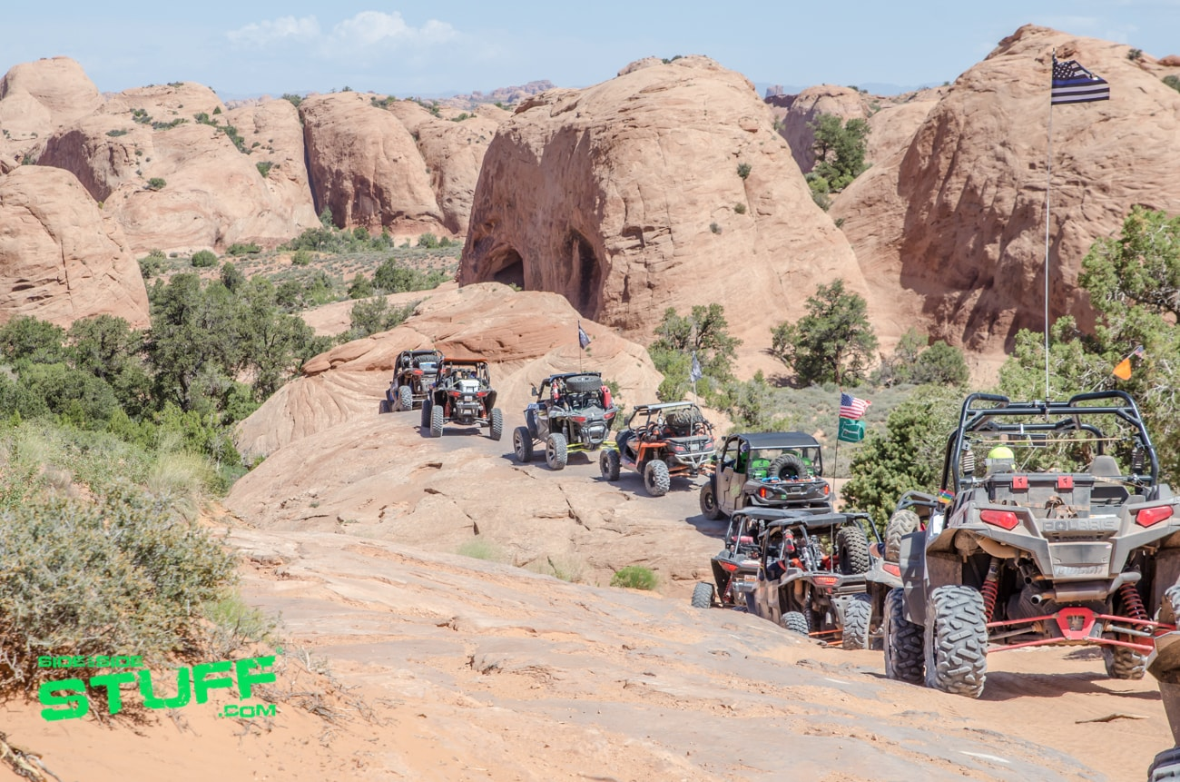 Rally on the Rocks 2018 Moab