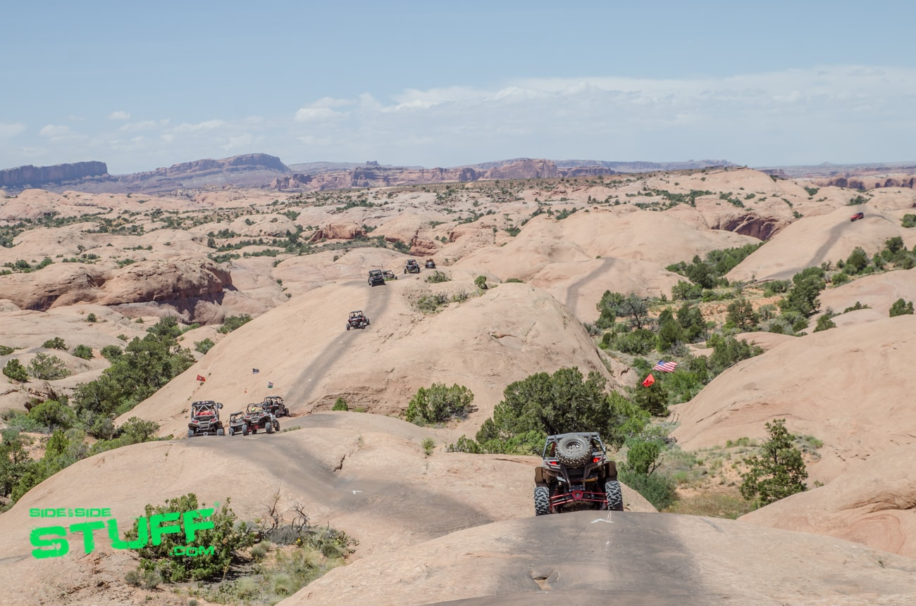 Rally on the Rocks 2018 Guided Trail Rides