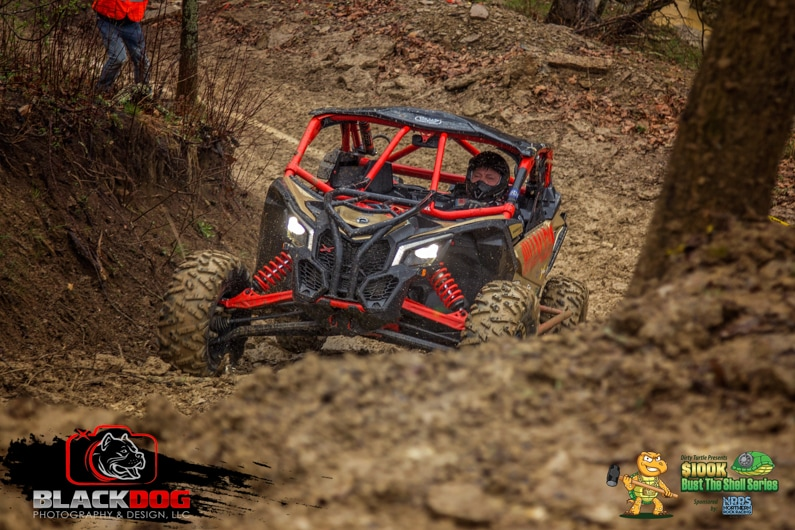 Mike Flener Can Am Bust the Shell 2
