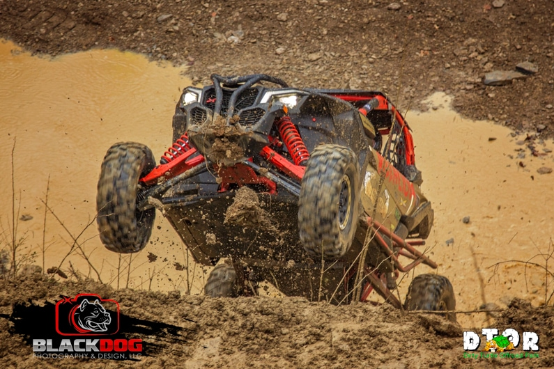 Mike Flener Can Am Bust the Shell 3