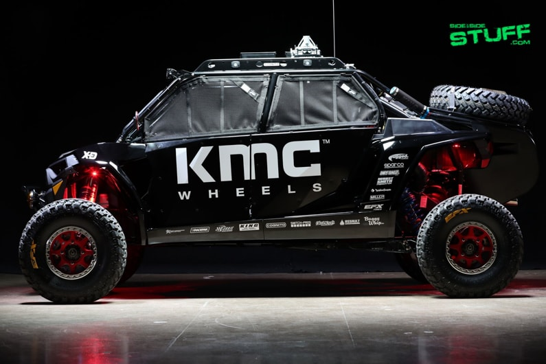 KMC Wheels Baja Prerunner Polaris RZR XP Turbo 01