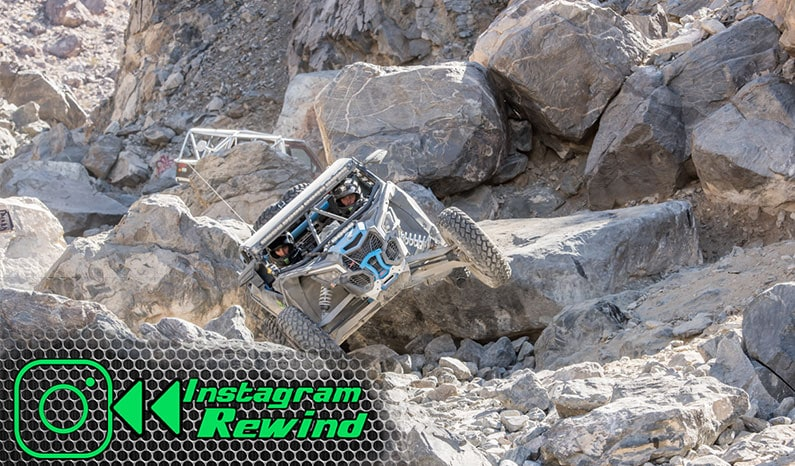 Instagram Rewind | 2018 King of the Hammers