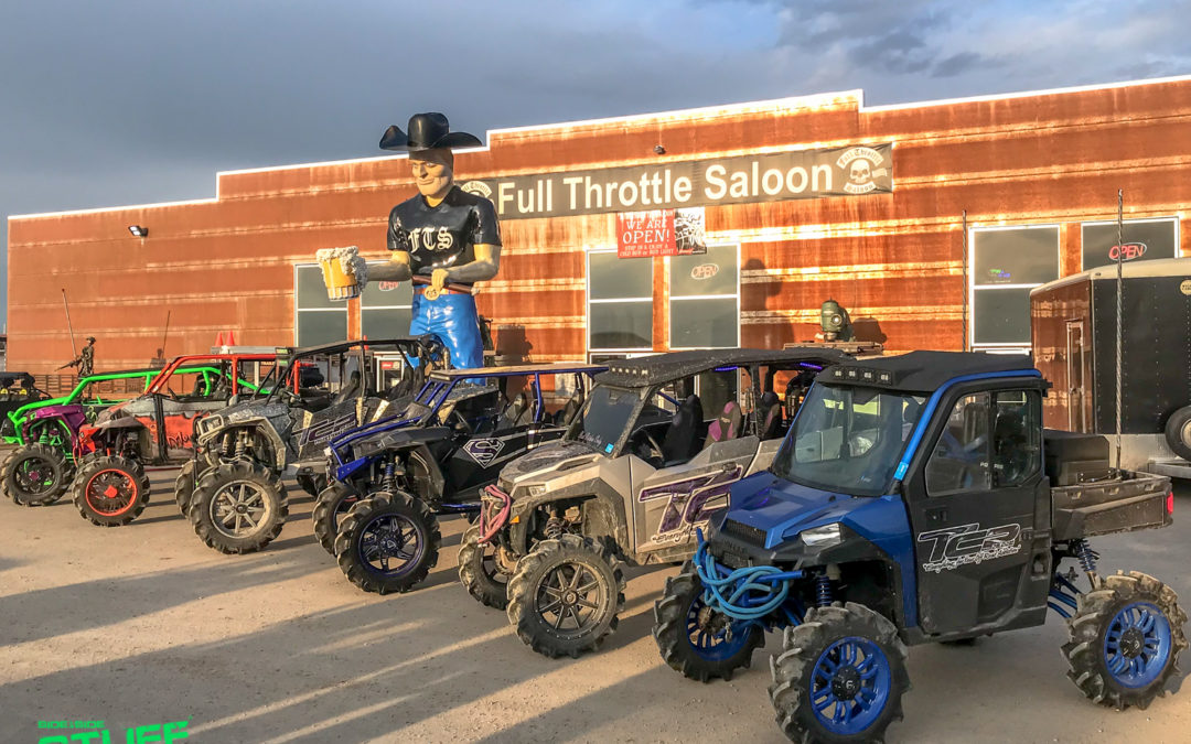 UTVs in Sturgis | The 1st Annual Full Throttle Off-Road Rally
