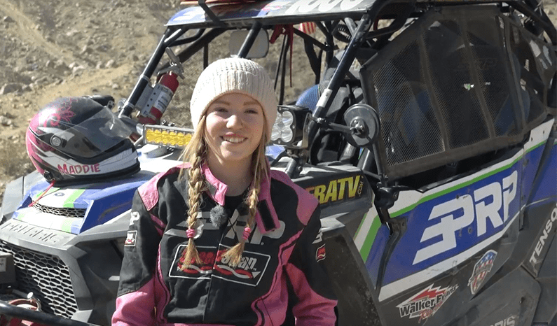 Interview with Pro UTV Driver Maddie Wedeking