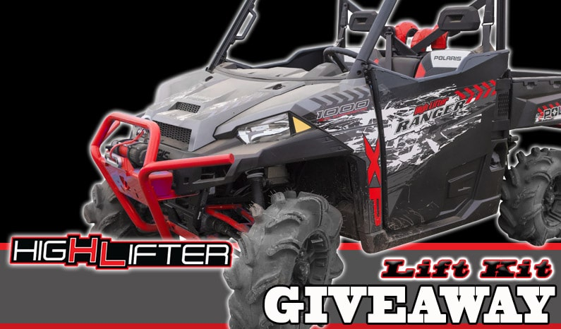 High Lifter Lift Kit Giveaway