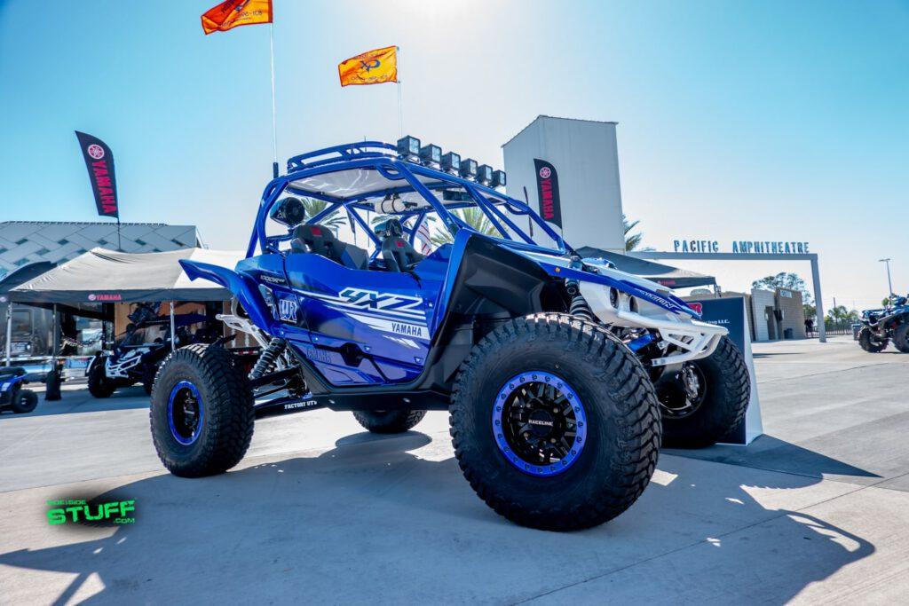 Yamaha Sand Sports