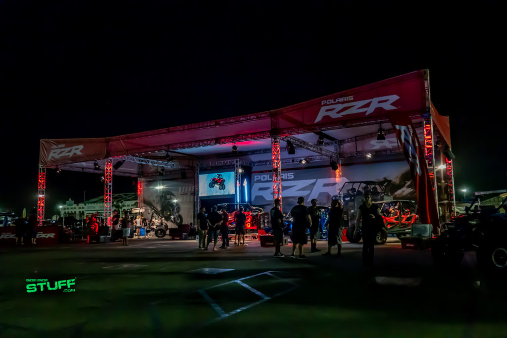 Polaris Sand Sports Super Show