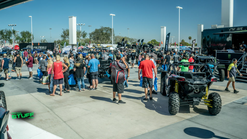 Crowd 2018 Sand Sports Super Show